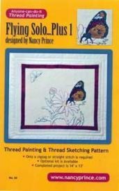 Thread Painting Pattern Nancy Prince